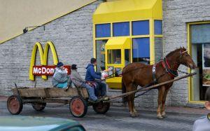 Amish Drive Through - 7ew
