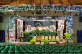 Mt Gretna - Playhouse w Stage