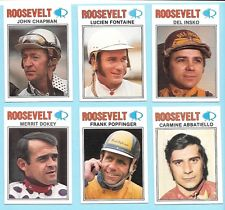 Roosevelt Raceway - Cards