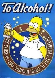 Homer Simpson - Beer 02