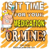Is it time for your medication