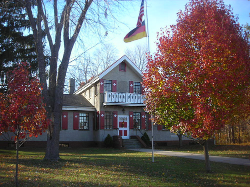 German American Settlement League Clubhouse