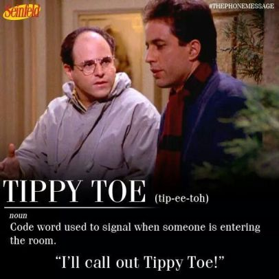 Tippy Toe