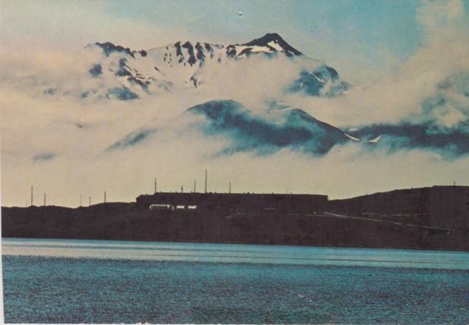 Adak - Clam Lagoon - Mount Moffett