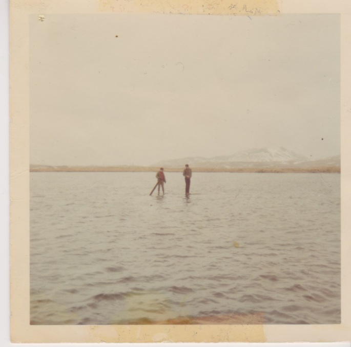 BT walks on Water