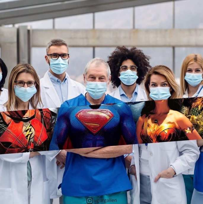 Health Care Superheroes