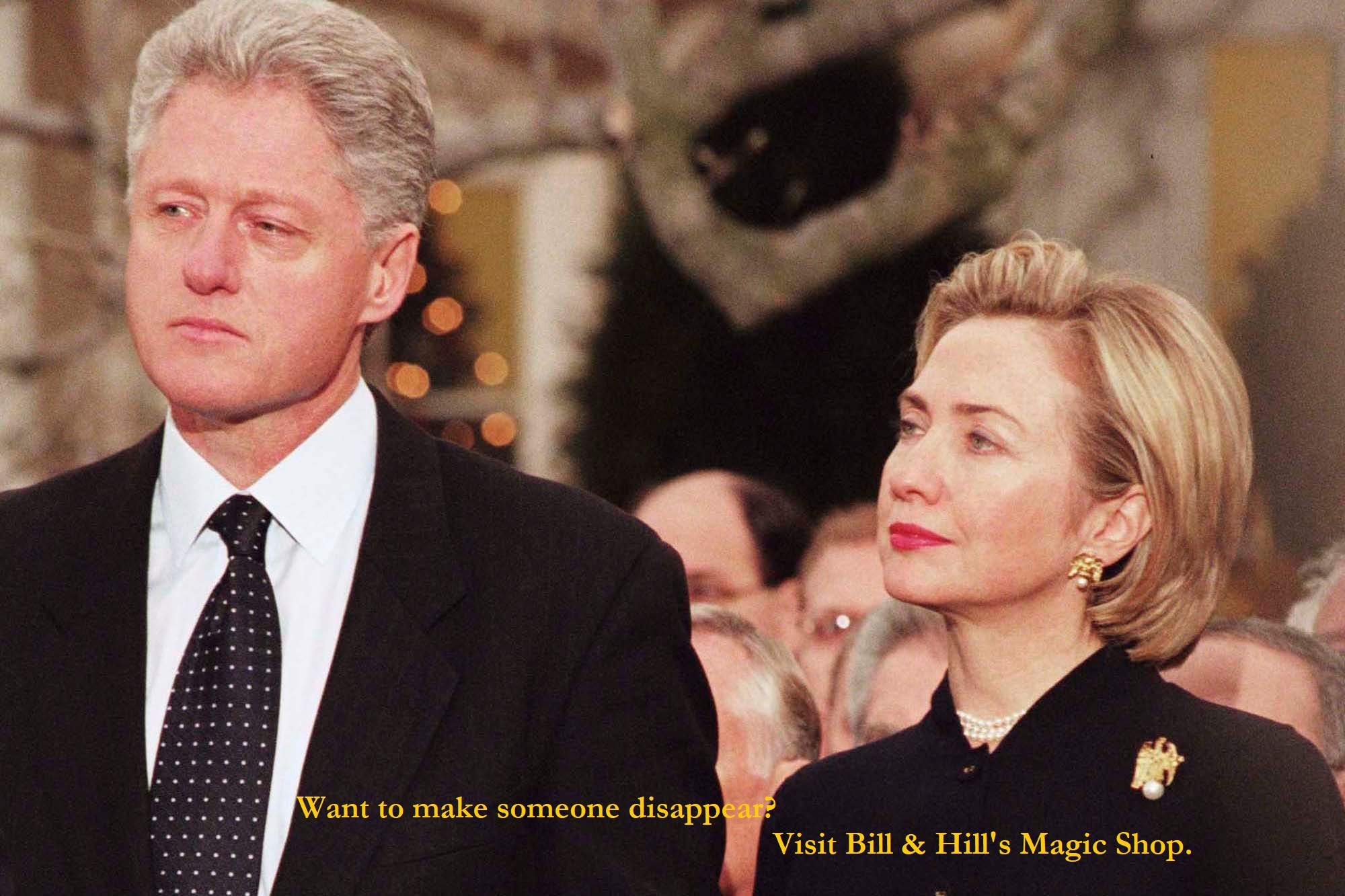 Clintons - Magic Shop