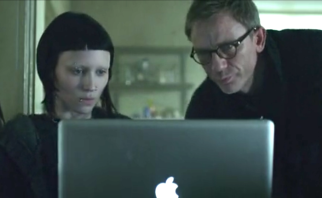 Girl with the Dragon Tattoo - Apple