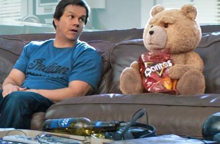 Ted - Doritos
